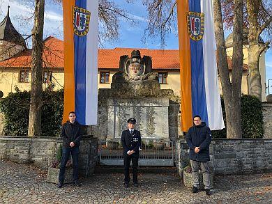 Volkstrauertag 2020 in der Gemeinde Emersacker